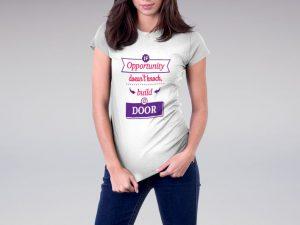 women-tshirt-opportunity