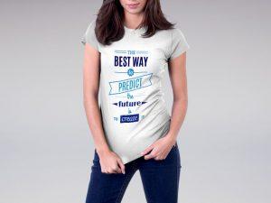 women-tshirt-the-best-way
